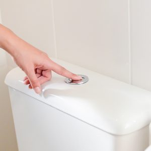 Como economizar água ao dar descarga